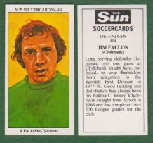 Clydebank Jim Fallon